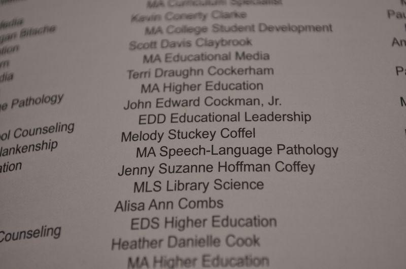 Mel's Graduation15